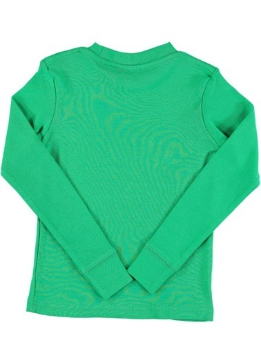 Grip Sweatshirt Yeşil